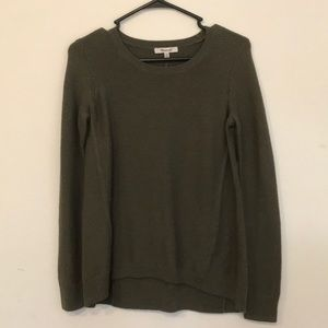 BNWT Army Green Madewell Sweater